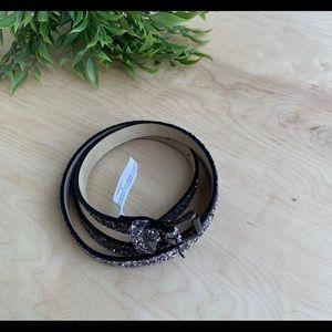 Accessories - Woman's sparkling belt